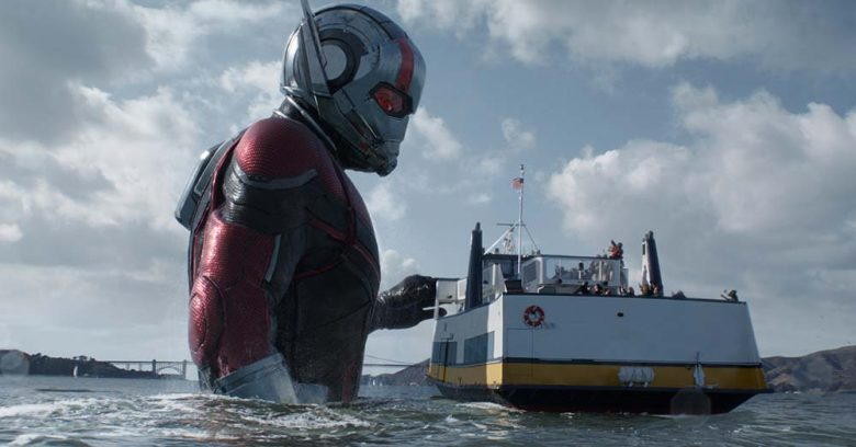 Marvel Studios ANT-MAN AND THE WASP..Giant-Man/Scott Lang (Paul Rudd)..Photo: Film Frame. ©Marvel Studios 2018
