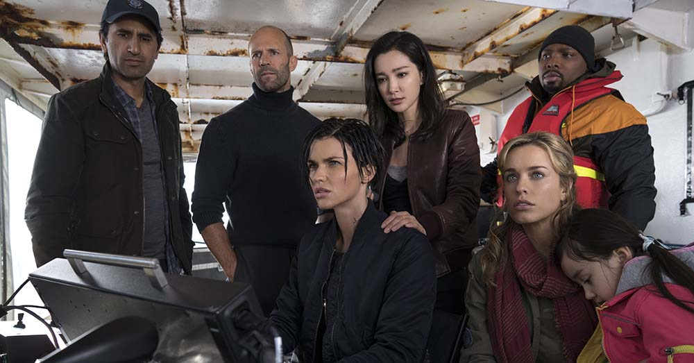the meg movie cast jason statham li bingbing