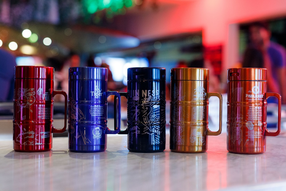 The Great Brew Fest 2018 designer mugs limited edition