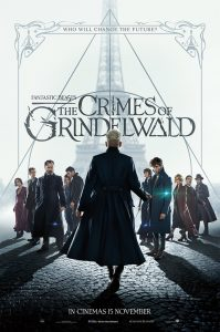 fantastic beasts 2 grindelwald keyart movie poster malaysia