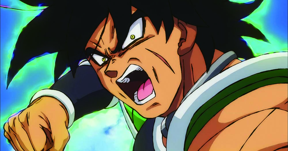 broly closeup dragon ball super broly movie