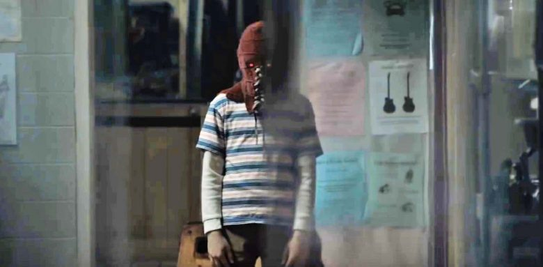 brightburn mask still