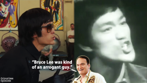 bruce lee quentin tarantino mike moh once upon time hollywood