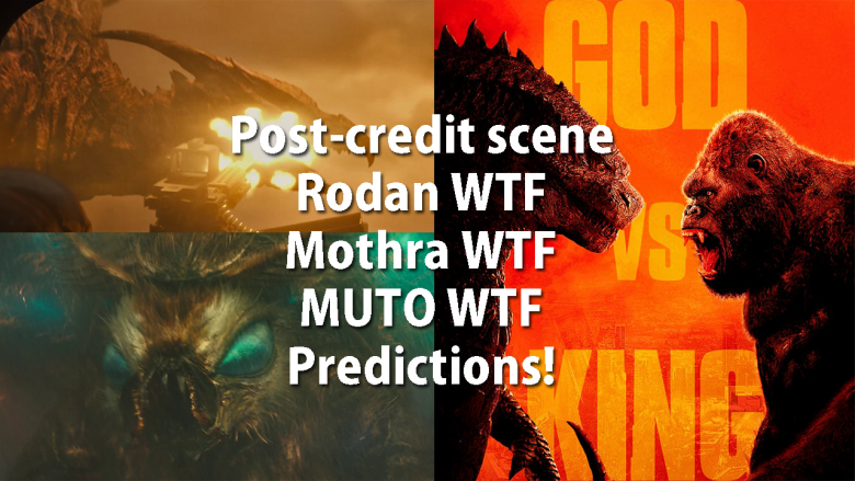 godzilla 2 king of the monsters spoilers