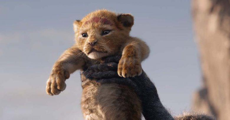 simba live action lion king 2019 remake